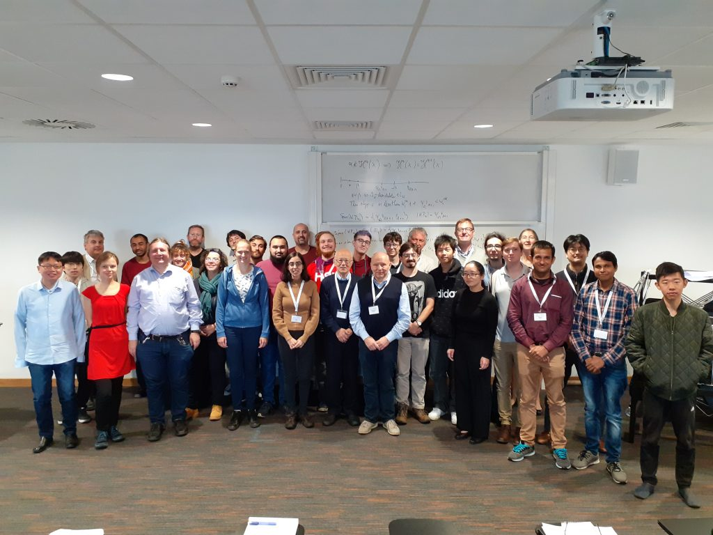 Proof Society Summer School 2019
